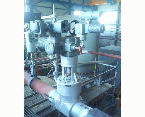 Hlavný parný ventil
