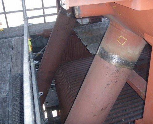 Zavodňovacie protrubie Ø 355,6x28mm