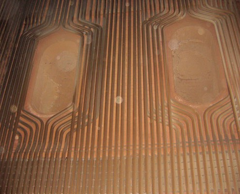 Kompletná dodávka a montáž EKO, LUVO, rekonštrukcia prednej a zadnej steny kotla