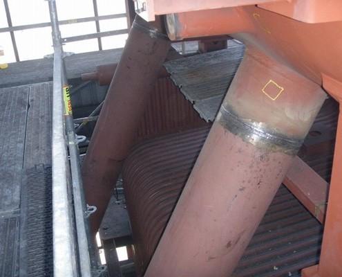 Bewässerungsleitungen ø 355,6 x28 mm