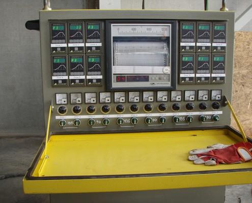 Žíhacie zariadenie použité pri tepelnom spracovaní zvarov