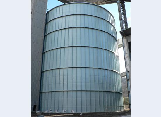New casing for Montáže Ltd. Cement Rohožník