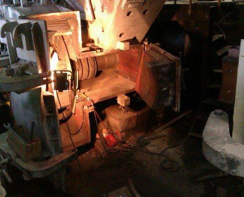 Rekonštrukcia mlecieho zariadenia uhlia